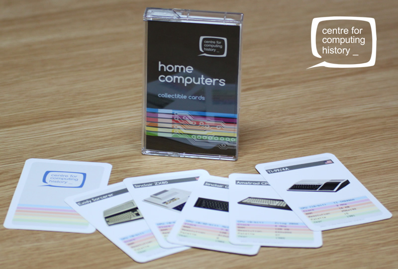 Home Computer Trump Cards