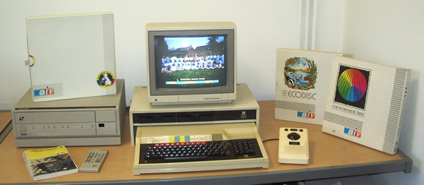 Acorn BBC Domesday System