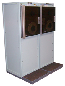 Magnetic Tape Cabinets
