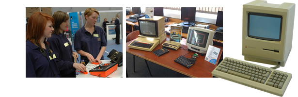 History of Computers - School Visits