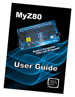 MyZ80 User Guide