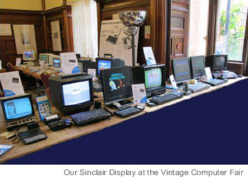 Sinclair Computer Display