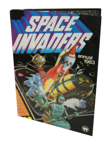 Space Invaders Annual 1983