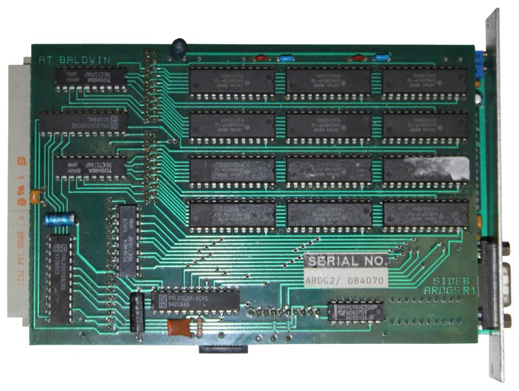 Scan of Document: ARDG2 Videographics Expansion Card