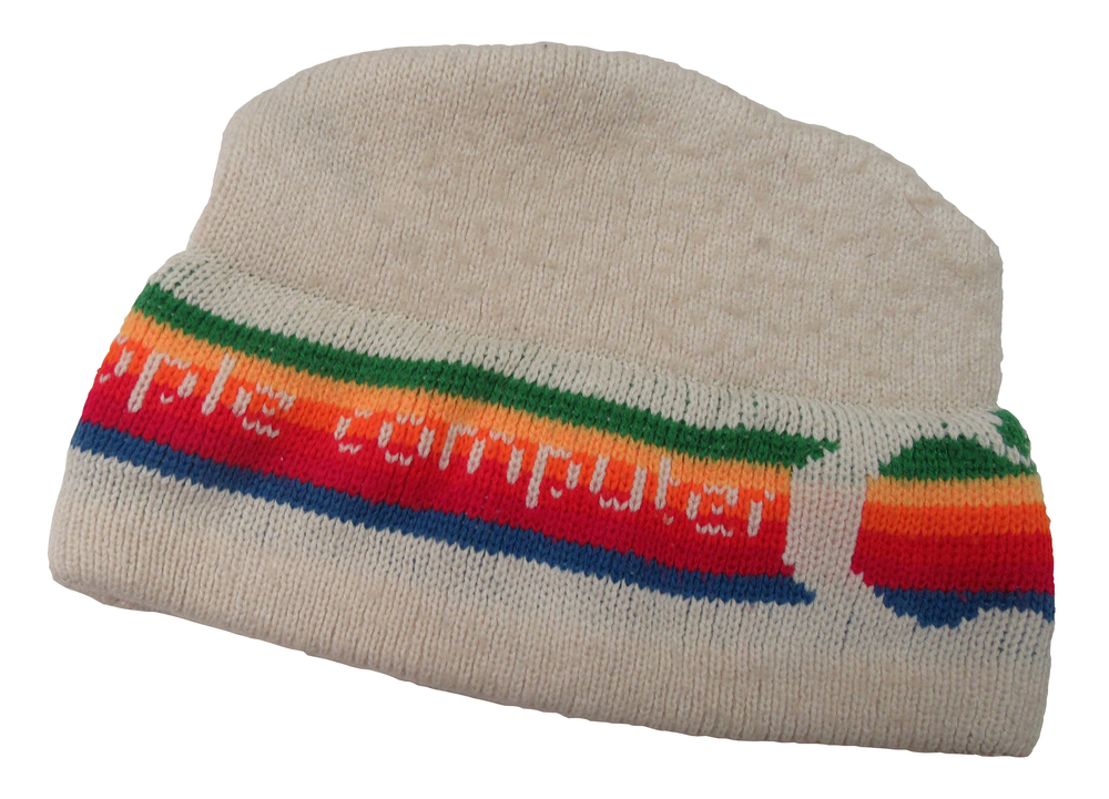 Scan of Document: Apple Computer Hat