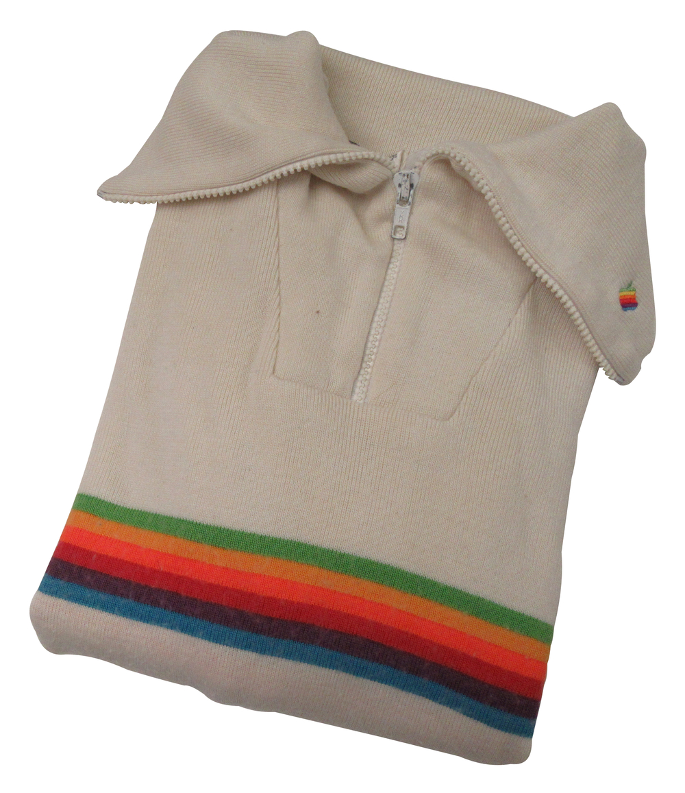 Scan of Document: Apple Computer Jumper Medium