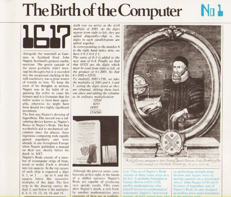 Scan of Document: 3M The Birth Of The Computer No 1 - 1617