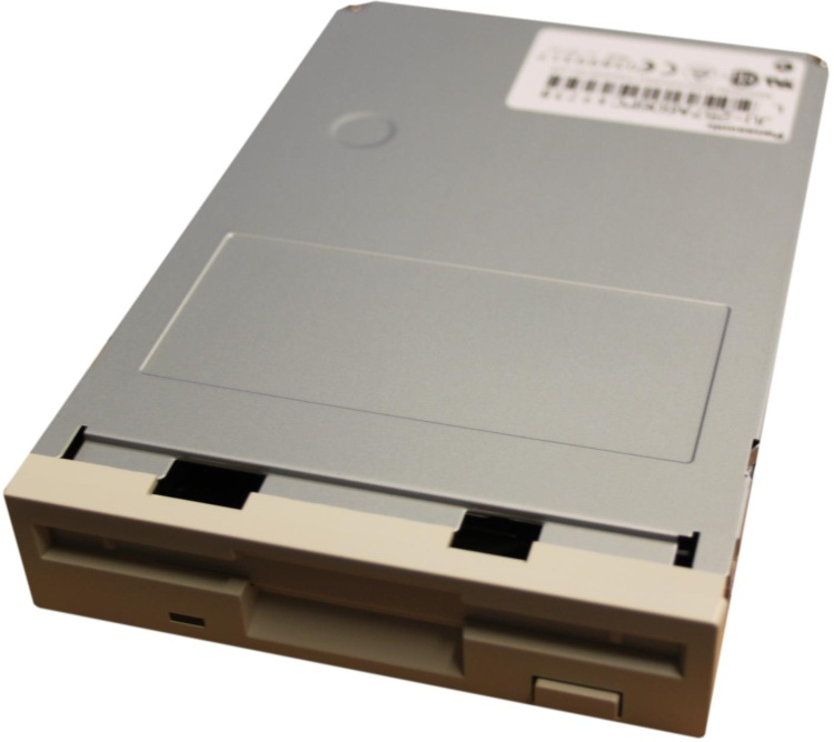 Scan of Document: Panasonic JU-257A 3.5-inch Floppy Disk Drive