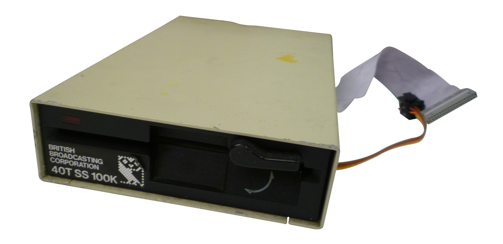 Scan of Document: Acorn BBC Micro 5.25-inch Disk Drive