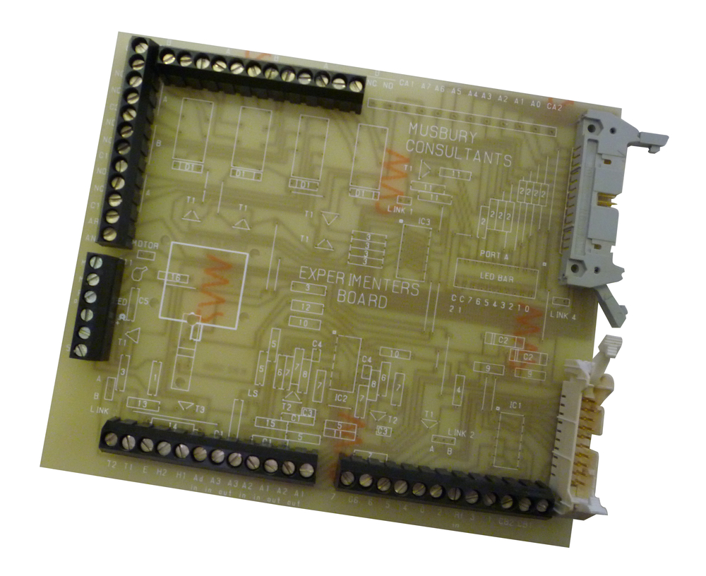 Scan of Document: Expansion Board Kit