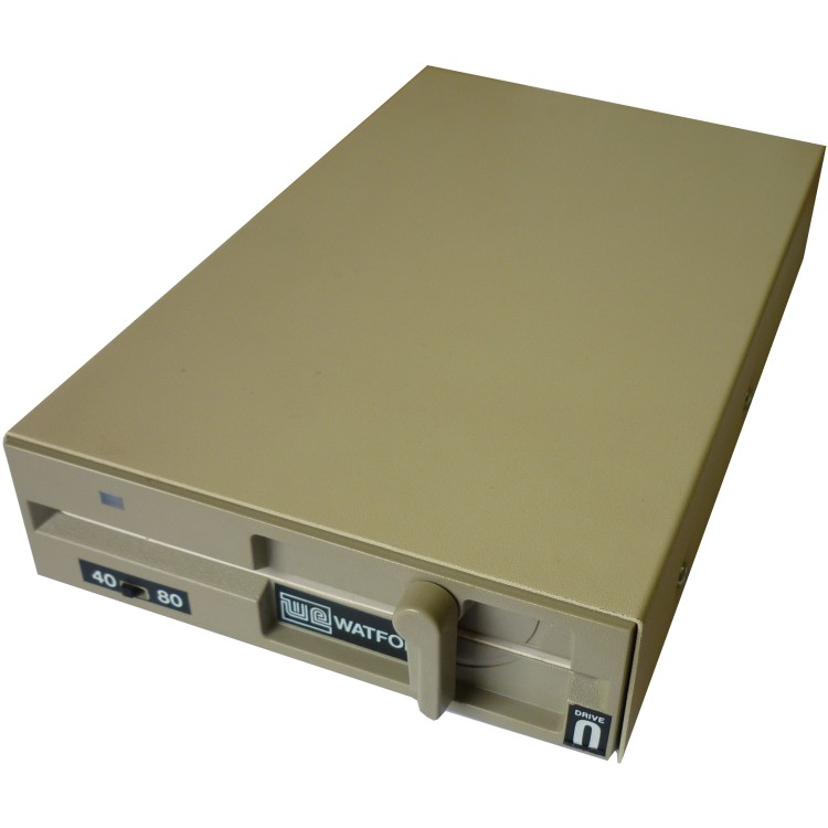 Scan of Document: 5 1/4 Inch Disk Drive for BBC