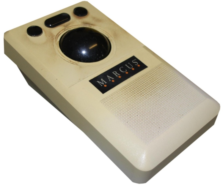 Scan of Document: Marconi Marcus Trackball RB2-115