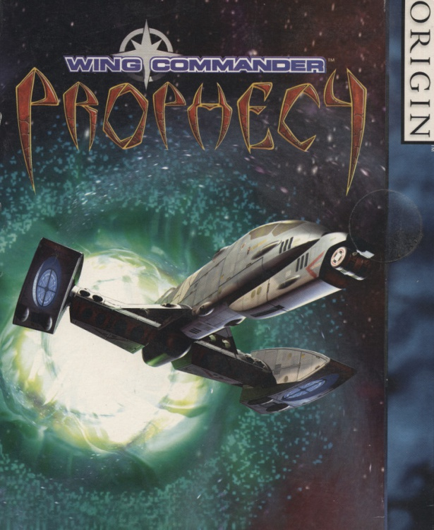 Wing commander prophecy computing history for Wing commander prophecy