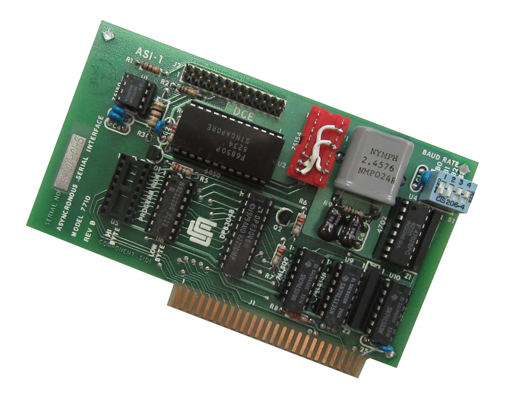 CCS Asynchronous Serial Interface Board