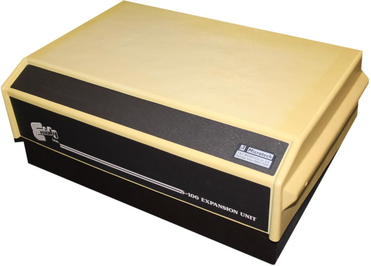 Scan of Document: Exidy S-100 Expansion Unit
