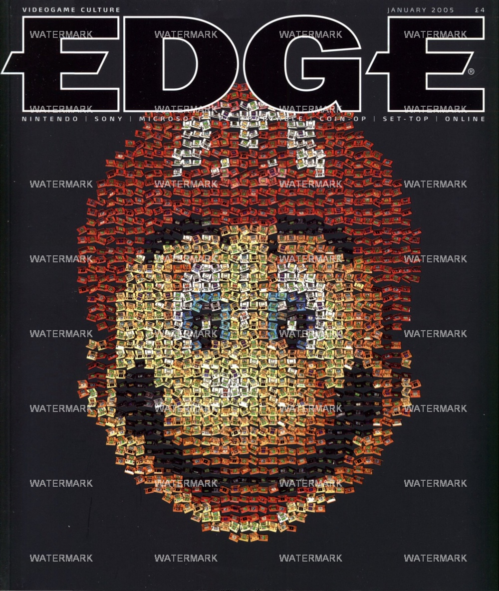 Scan of Document: Edge - Issue 145 - January 2005