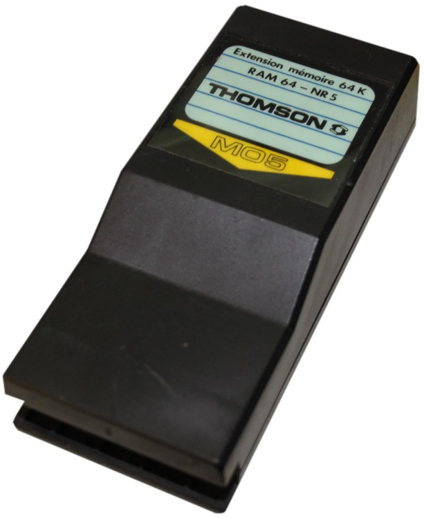 Scan of Document: Thomson M05 64K RAM Extension
