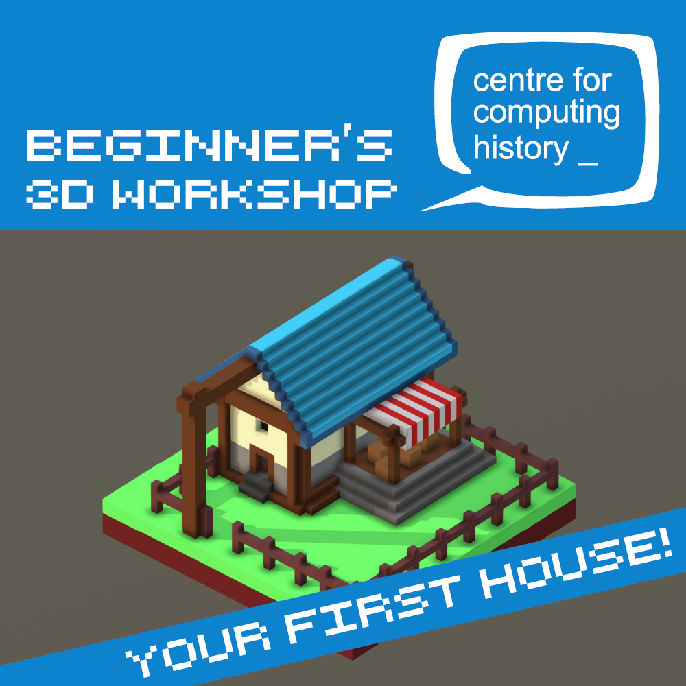 Beginners Building Your First House Monday 18th February 2019