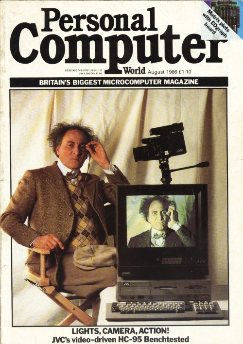 Scan of Document: Personal Computer World - August 1986