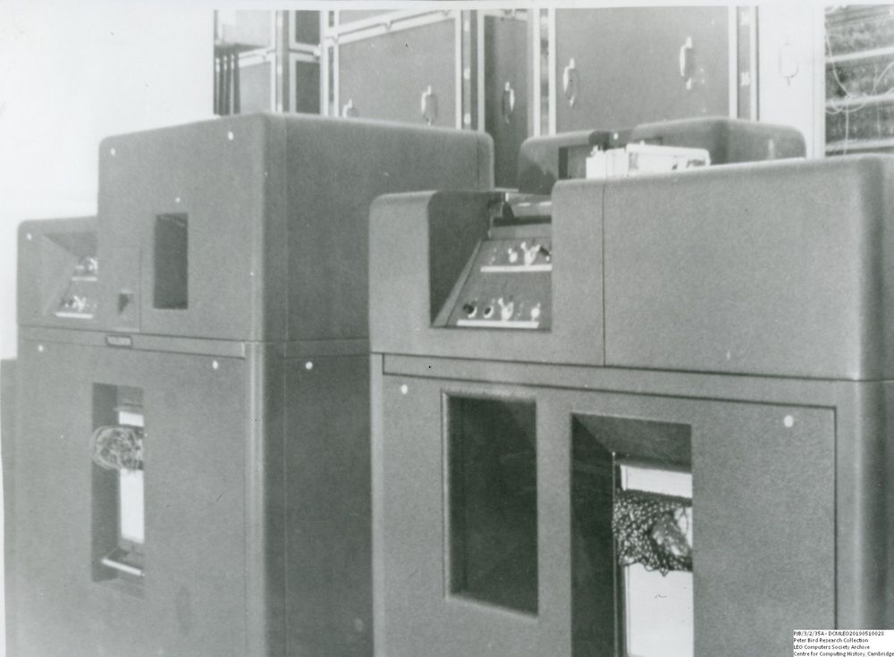 Photograph of 60497 Hollerith Punched Card Reader