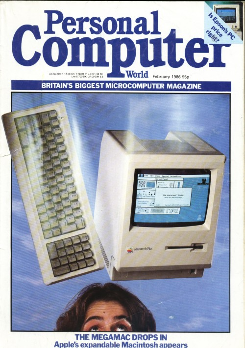 Article: Personal Computer World - February 1986