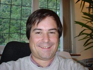 Photograph of David Braben