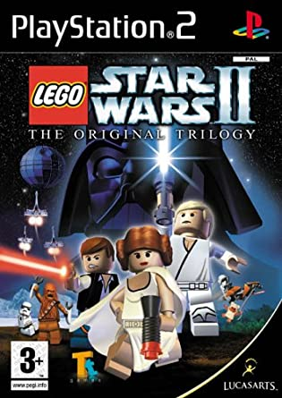 Lego Star Wars Ii The Original Trilogy Software Game Computing History