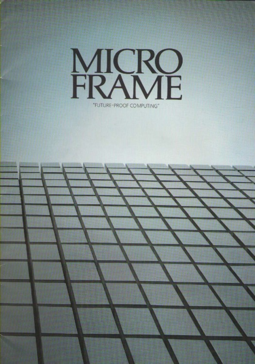 Scan of Document: Tycom Microframe Brochure
