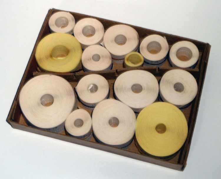 Scan of Document: Paper Tape Collection (BCPL)