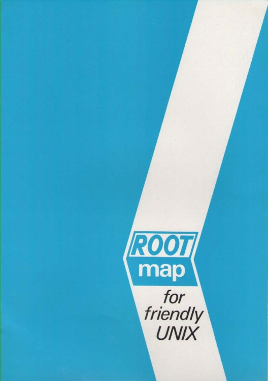 Scan of Document: ROOTmap for friendly Unix