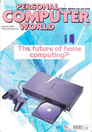 Scan of Document: Personal Computer World - January 2001