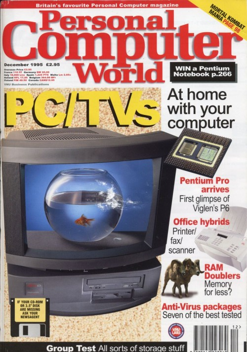 Scan of Document: Personal Computer World - December 1995