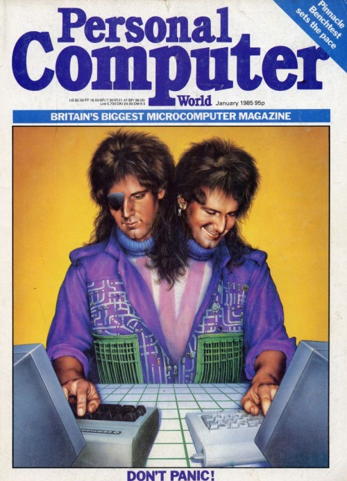 Scan of Document: Personal Computer World - January 1985