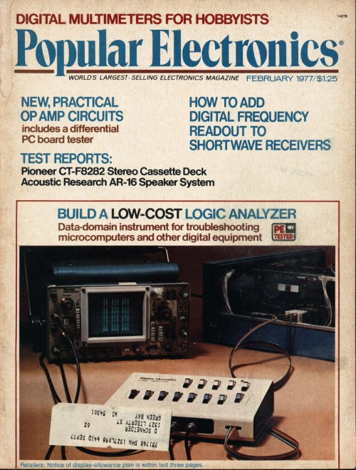 Scan of Document: Popular Electronics - February 1977