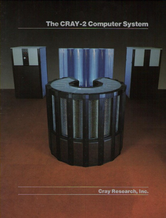 Scan of Document: Cray-2 Computer System