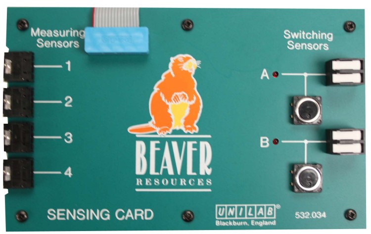 Scan of Document: Beaver Sensing Kit