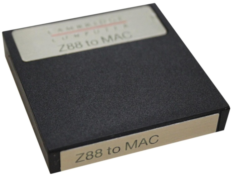 Scan of Document: Cambridge Z88 to MAC