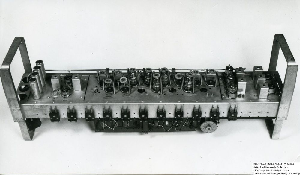 Photograph of 60706 LEO II Valve Assembly