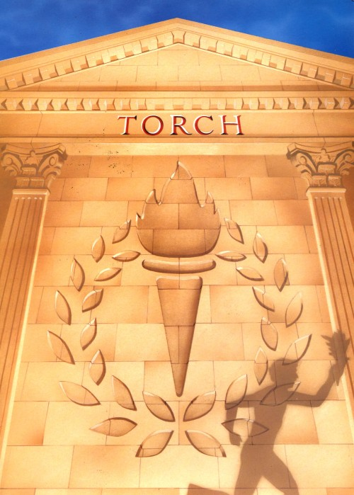 Scan of Document: Torch Promotional Folder