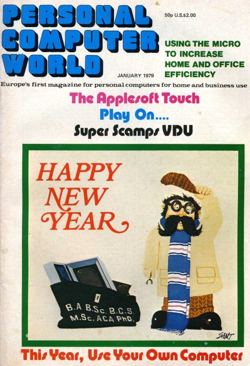 Scan of Document: Personal Computer World - January 1979