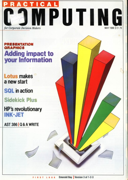 Scan of Document: Practical Computing - May 1988
