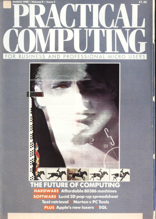 Scan of Document: Practical Computing - March 1988