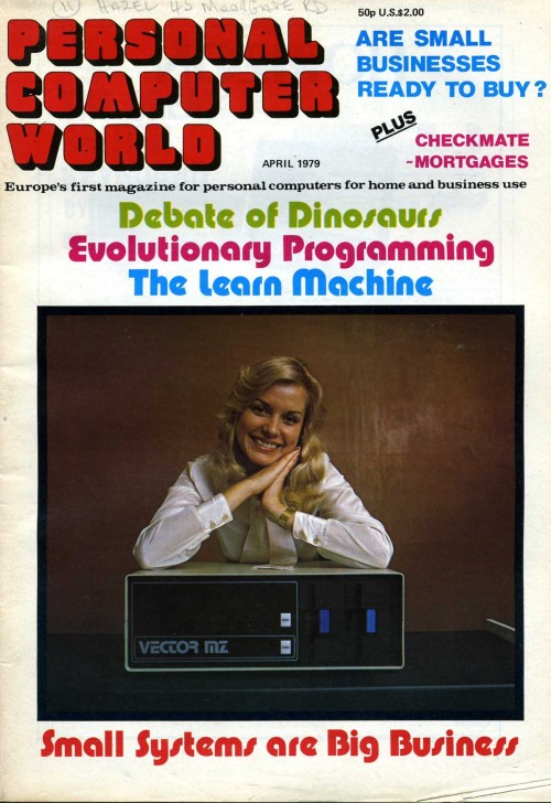 Scan of Document: Personal Computer World - April 1979