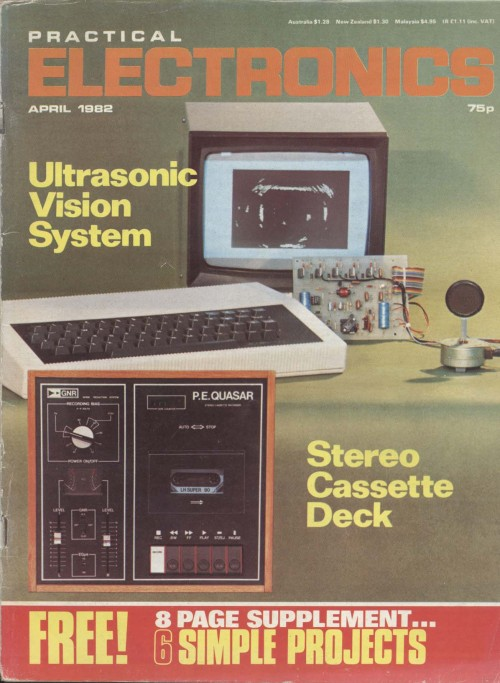 Scan of Document: Practical Electronics April 1982