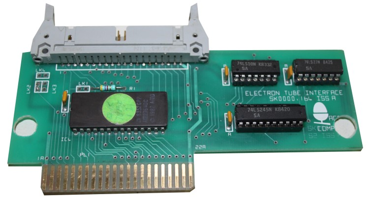 Scan of Document: Acorn Electron Tube Interface