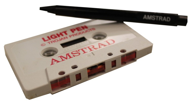 Scan of Document: Amstrad Light Pen LP-1