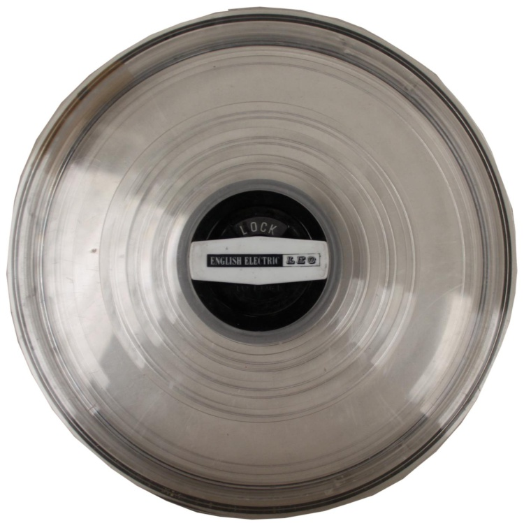 Scan of Document: English Electric Leo Tape Container