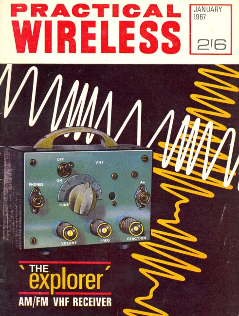 Scan of Document: Practical Wireless - January 1967