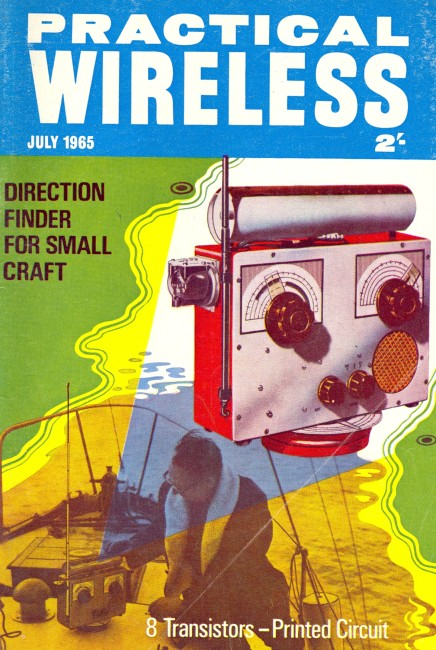 Scan of Document: Practical Wireless - July1965
