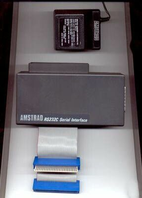 Scan of Document: Amstrad RS232C Serial Interface
